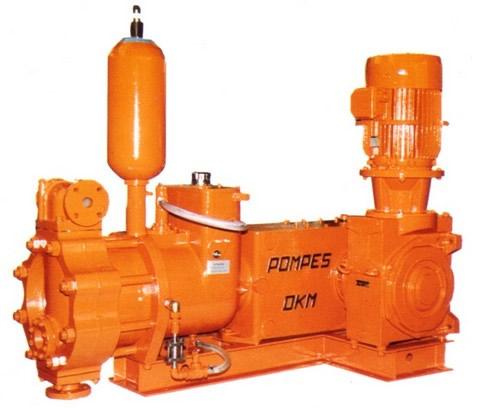 Différence entre une pompe centrifuge et une pompe volumétrique