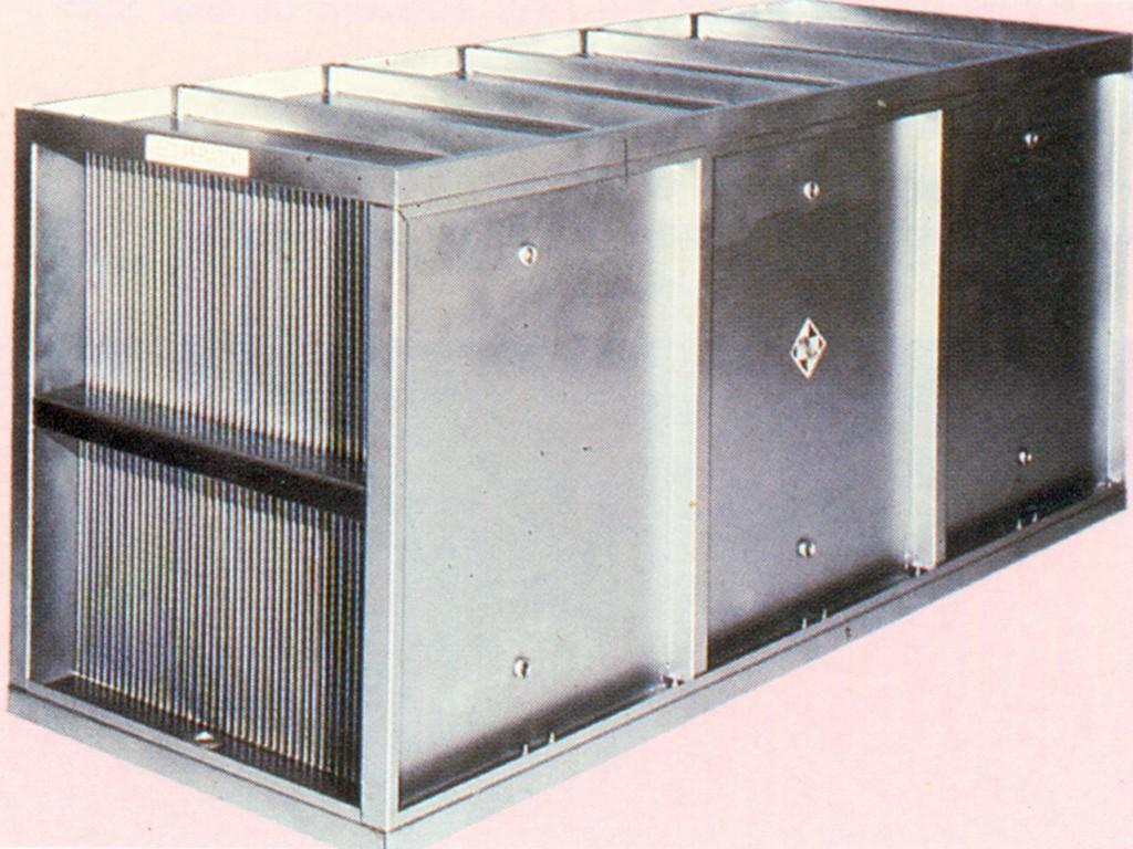 schema et photos en genie chimique echangeur air fumee. Black Bedroom Furniture Sets. Home Design Ideas