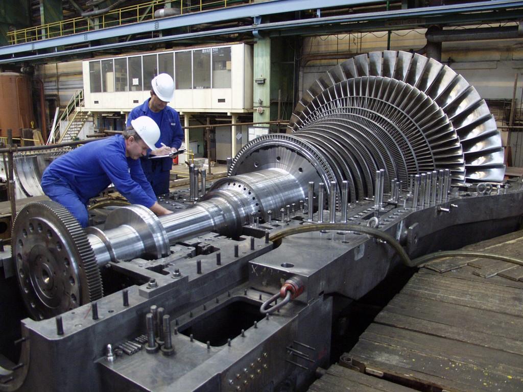 skoda turbine